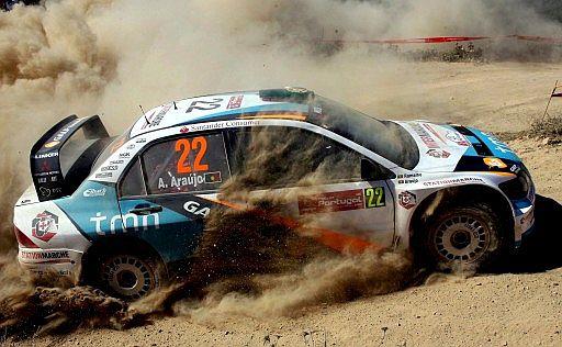 O franc s S bastien Loeb Citroen venceu o Rali de Portugal