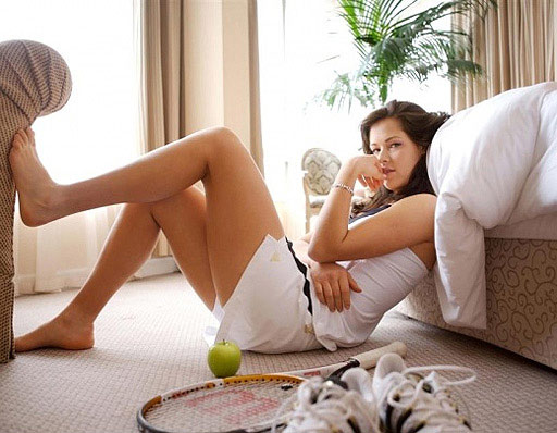 Ana Ivanovic sexy tennis player