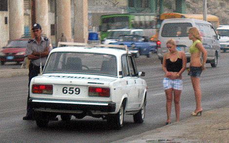putas cubanas prostitución femenina