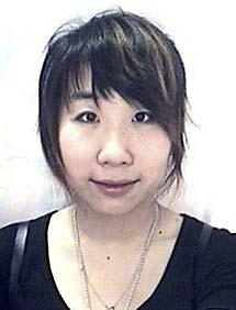 La joven asesinada, Qian Liu. | AP