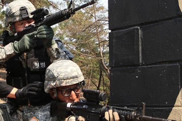 Soldados estadounidense. | Efe