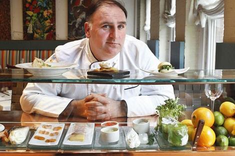 El cocinero asturiano Jose Andrés. | AP