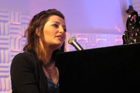 Laura Forci. I Foto: Carlos Fresneda