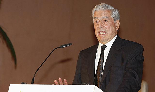 El escritor peruano Mario Vargas Llosa. | Efe