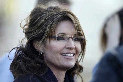 Palin en Seabrook, New Hampshire, a principios de junio. | AP