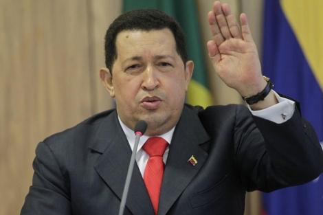 El presidente venezolano, durante su reciente visita a Brasil. | Reuters