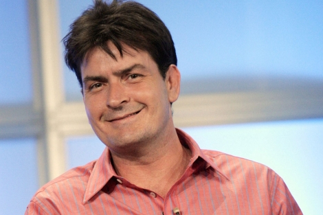 Charlie Sheen. I Reuters
