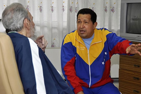 Hugo Chávez está muy grave, aseguran.