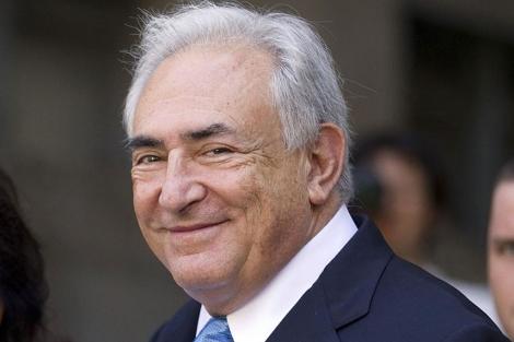 El ex director del FMI quedó en libertad bajo fianza el pasado 1 de julio. | Reuters