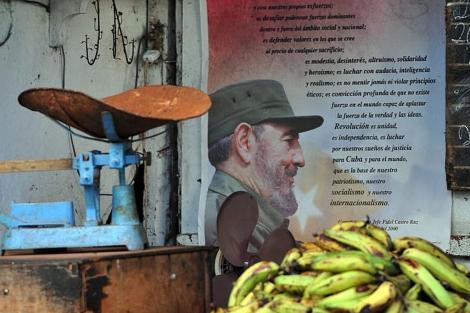 Un mercado estatal en La Habana. | Efe