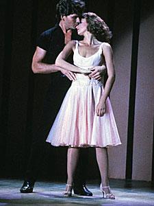 Fotograma de la película 'Dirty Dancing'.   AP