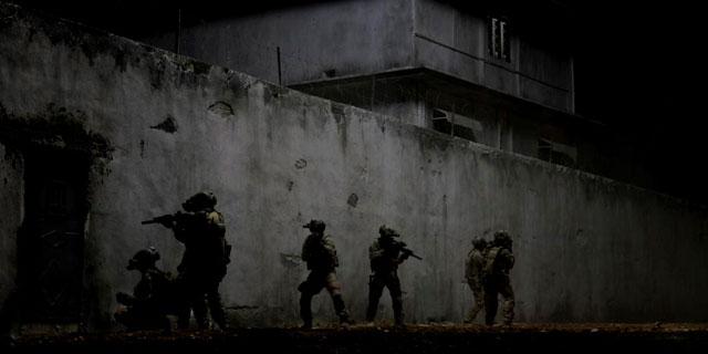 Fotograma de la película 'La noche más oscura', que recrea la operación que eliminó a Bin Laden.