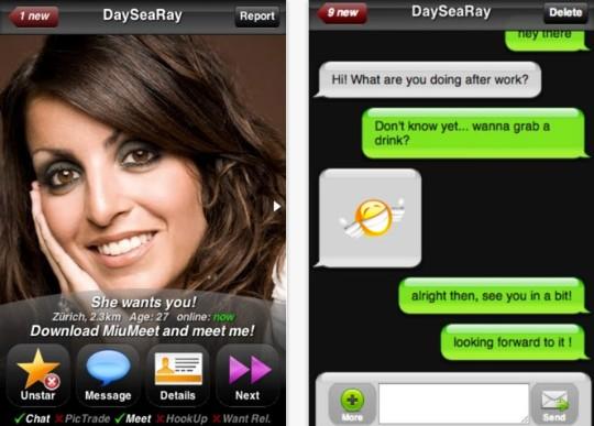 Chat relaciones esporadicas