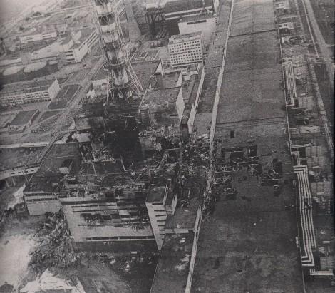 El accidente nuclear de Chernobyl [Causas, desarrollo y ...