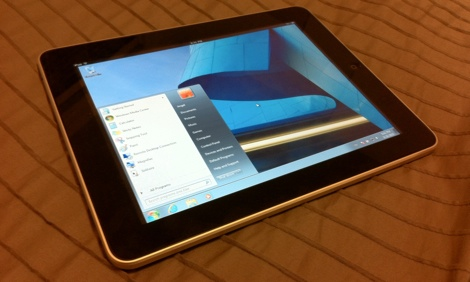ipad con windows