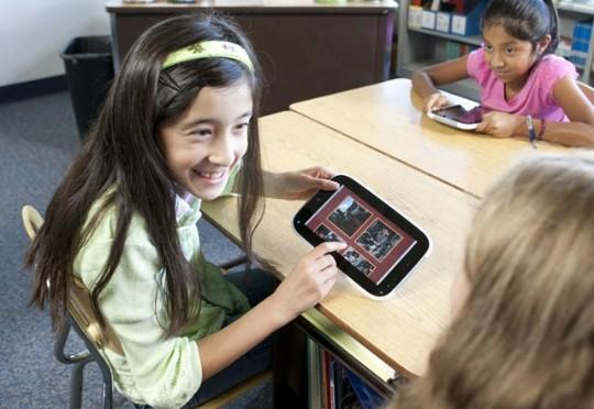 Intel presentó su tablet para estudiantes