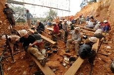 Excavacions a Gran Dolina