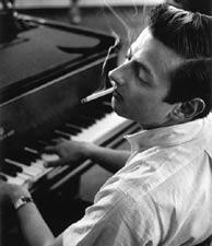 André Previn, en Hollywood. (Foto procedente del libro)
