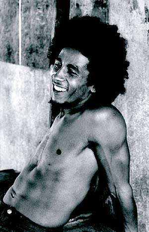 Bob Marley-little darling