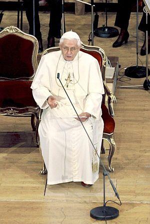 ¿Un Ratisbona bis? El viernes el Papa hablará en Paris