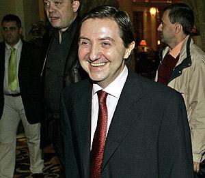 Federico Jiménez Losantos. (Fotos: Carlos Barajas)