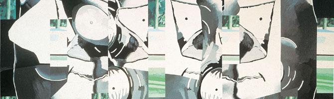 'Cabezas rosas' (1978). Fundació Suñol
