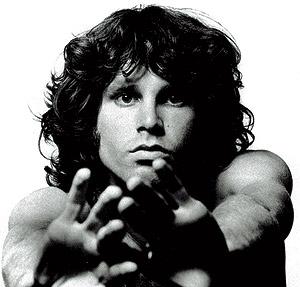 El cantante, Jim Morrison. (Foto: ELMUNDO)