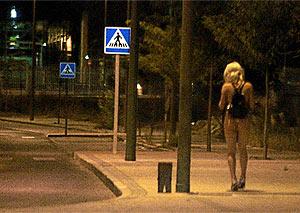 textos sobre mujeres prostitutas callejeras en madrid