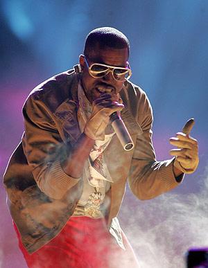 Kanye West, en una actuación del pasado octubre. (Foto: REUTERS)