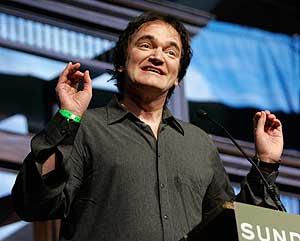 Quentin Tarantino fue uno de los que quiso dar su apoyo al festival. (Foto: AP)