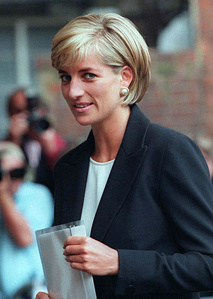 La princesa Diana de Gales, en una imagen de 1997. (Foto: REUTERS)