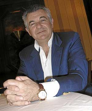 Juan Antonio Roca, ex asesor urbanístico del Ayuntamiento de Marbella. (Foto: Antonio Rubio)