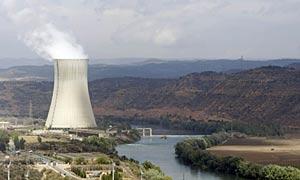 Imagen de la central nuclear de Ascó. (Foto: REUTERS)