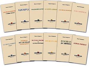 Obras completas de Manuel Altolaguirre publicadas por Renacimiento.