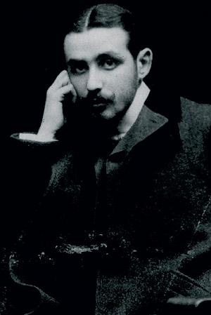 El poeta Juan Ramón Jiménez (Foto: Fundación Juan Ramón Jiménez)