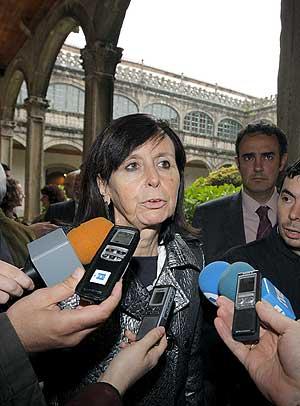 María Emilia Casas. (Foto: EFE)