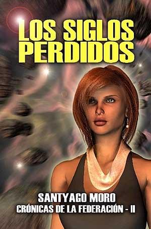 Una de las obras que ha publicado Santyago Moro en Lulu.com.