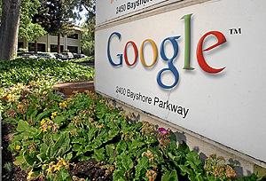 Entrada de la sede de Google en Mountain View. (Foto: Paul Sakuma / AP)
