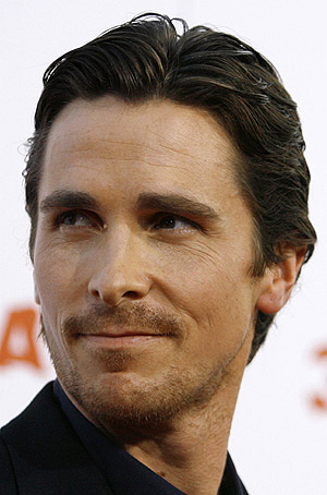 El actor Christian Bale. (Foto: REUTERS)