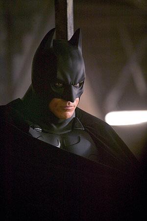 Christian Bale en su papel de Batman. (Fotograma: 'Batman Begins')