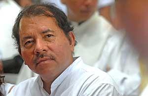 El presidente de Nicaragua, Daniel Ortega. (Foto: EFE)