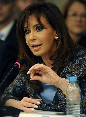 La presidenta argentina, Cristina Fernandez de Kirchner . (Foto: REUTERS)
