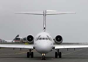 Imagen de archivo del avión de Spanair siniestrado. (Foto: AFP)