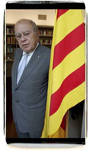 Jordi Pujol. (Foto: José Aymá)