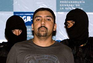 Alberto Sánche Hinojosa, 'El Tony'. (Foto: AFP)