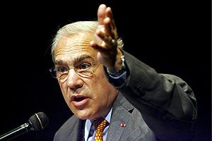 El secretario general de la OCDE, el mexicano José Angel Gurría. (Foto: EFE)