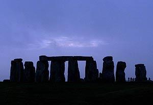 El complejo histórico de Stonehenge. (Foto: AP)