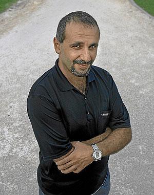Mouhannah Almallah. (Foto: A. Heredia)