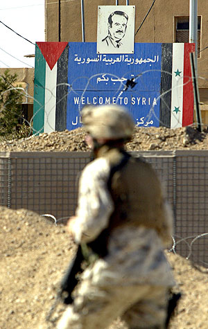 Acusan a EEUU de atacar Siria