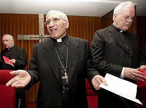 El presidente de la Conferencia Episcopal Española y arzobispo de Madrid, el cardenal Antonio María Rouco Varela. (Foto: EFE)